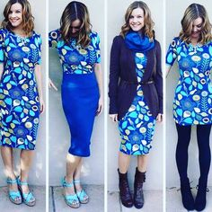 Styling a #julia dress & #cassie skirt! Coming soon to LuLaRoe by Brianna on Facebook!