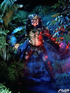 When the Predator gives a shout-out, it's an actual shout.