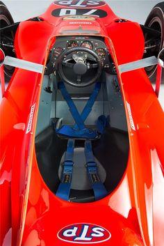 1968 LOTUS TURBINE-POWERED INDY RACE CAR - Barrett-Jackson Auction Company - World's Greatest Collector Car Auctions