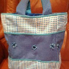 Handmade storage bag ...custom made