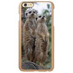Meerkat-Dreamteam Incipio Feather® Shine iPhone 6 Plus Case