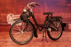 Vélo Solex #decoration #retro #miniature #velo