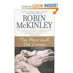 """Robin McKinley--  My favorite are """"The Blue Sword"""" and """" The Hero and the Crown"""".  She also rewrites lovely fairy tales."""