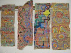 Aboriginal Bark Paintings «