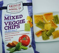 Gluten Free Discoveries, Searching for the best GF snacks - Part 6 Veggie Chips, Gluten Free Chips, Gluten Free Snacks, Creative Snacks, Feel Good, Dip, Salsa, Cereal