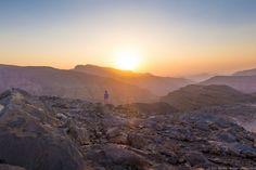 Six Senses Zighy Bay - Walking around the Sabatyn plateau
