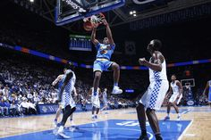 Bruins can use more roaring success from Ike Anigbogu when they meet Kentucky  The highlight isn't always over whenever a play involving Ike Anigbogu ends. His dunks and rejections often come with their own soundtrack that can be every bit as entertaining as whatever preceded them.