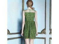 Fiona Crochet #Dress