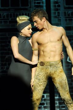 From the movie - Center Stage: Turn It Up - Sarah Jayne Jenson & Kenny Wormald
