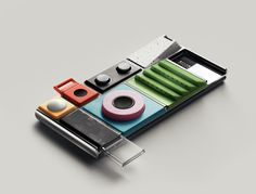 Lapka for Project Ara