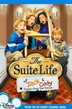 The Suite Life of Zack and Cody 11x17 TV Poster (2005)
