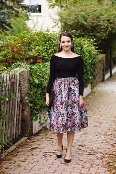 The September Issue: What to Wear to a Fall Wedding | Countdown to Friday