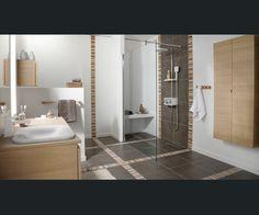 Diaporama : Votre douche moderne et raffinée