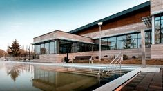 Képriportban mutatjuk az ország tíz legszebb medencéjét! | Gyógyvizek.hu - Magyarország Gyógy- és Strandfürdői egy helyen! 8. Sárkány Wellness és Gyógyfürdő - Nyírbátor: