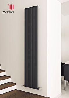 Special Design Aluminium Heated Home Rails Radiator Carisa MONZA