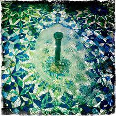 © Pedro Vega 2012. Casablanca. Marruecos. Water source in front of the great mosque