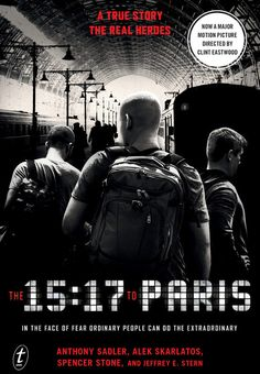 Free-HD-720p! Watch The 15:17 to Paris (2018) Online free Streaming Download