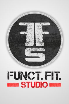 Logo design for functional training gym