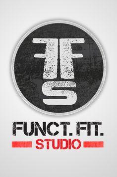 Logo design for functional training gym