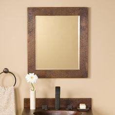 Found it at Wayfair - Sedona Rectangle Mirror