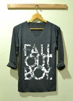 Hey, I found this really awesome Etsy listing at https://www.etsy.com/listing/199487947/fall-out-boy-flower-vintage-design-shirt