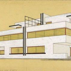 maison domino le corbusier wga Le Corbusier, Modern