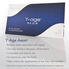 Aeon energiplaster mindre stress til krop og sind. #aeon #lifewave #antistress