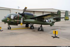 Grumman OV-1D Mohawk (G-134): The Mohawk was designed as a light attack and…