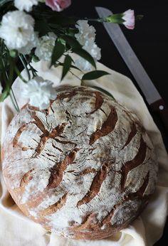 jak zacząć piec chleb