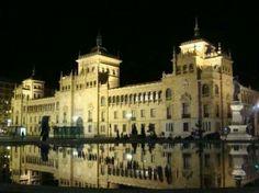 Academia de Caballeria en Pucela,Valladolid