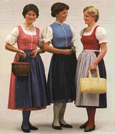 Oberösterreichische Trachten Folge 1. Franz C. Lipp Herausgegeben von Oberösterreichischen Heimatwerk