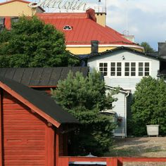 Old town of Porvoo 09.07.2009