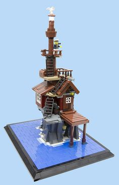 Old Lighthouse | by LegoFjotten