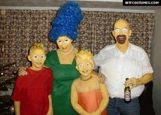 20 Awesome Family Themed Halloween Costumes