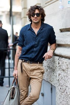 Moda Masculina em Fashiontown