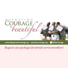OUR MISSION: To bring a little joy and femininity to our active duty, deployed, US servicewomen through care packages geared for women.  There are currently approximately 200,000 women on active duty in the military. Most care package programs support the general military population made of primarily men. OCIB care packages feature quality personal items for females, including face wash, hand cream, hair products, sanitary napkins, lip gloss, make-up, sunblock and more. Product donations…