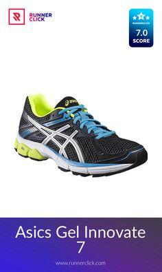 Asics Gel Innovate 7 Running Equipment, Running Accessories, Running Shoe Reviews, Asics Running Shoes, Workout Shoes, Snug Fit, Innovation, Website, Stylish