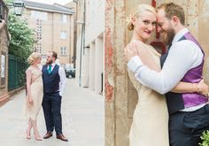 Jen & Andrew as featured on Love My Dress Slip Wedding Dress, Wedding Dresses, Wilton Music Hall, I Dress, Special Day, 1930s, Wedding Venues, Weddings, Couple Photos