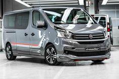 Neuer Fiat Talento Sportivo Shuttle – der sportliche Van mit großzügigem Komfort Campers, Caravan, Dream Cars, Nissan, Luxury, Street, Vehicles, Cars, Vans