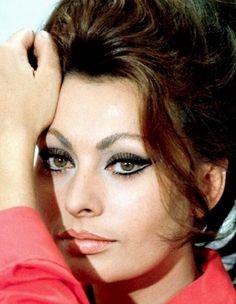 Sophia Loren #Vintag