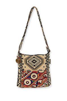 Catori Jewel Mesa Shoulder Tote Bag