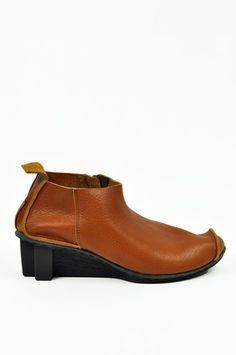 Trippen 26 shoes - cuoio