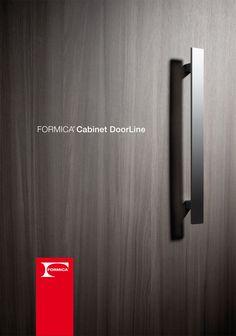 Lanzamiento europeo de Formica Doorline