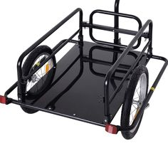 Bike Cargo Trailer, Motorcycle Trailer, Cargo Trailers, Tiny Trailers, Starting A Coffee Shop, Bike Cart, Fishing Cart, 5th Wheel Trailers, Bringing Baby Home