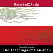 For over 40 years, Carlos Castaneda's The Teachings of Don Juan has inspired audiences to expand their world view beyond traditional Western forms. Originally published as Castaneda's master's thesis in anthropology, Teachings documents Castaneda's supposed apprenticeship with a Yaqui Indian sorcerer, don Juan Matus. Dividing the work into two sections, Castaneda begins by describing don Juan's philosophies, then continues with his own reflections.