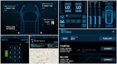 linux car stereo interface - Google Search