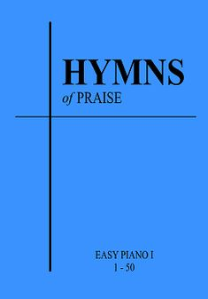 This is really a blessing. Thank you for sharing your PDF piano arrangements - whole books from Hosanna Praise - Hosanna Praise