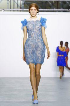 Emilio de la Morena Fashion Show Ready to Wear Collection Spring Summer 2017 in…