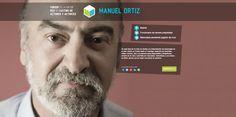 Actor MANUEL ORTIZ
