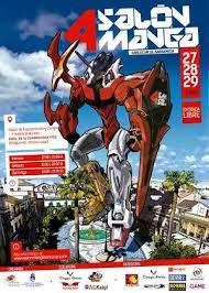 Resultado de imagen de carteles feria del manga